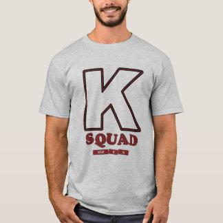De k-Ploeg van cascades Overhemd T Shirt