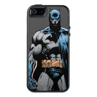 De kaap van Batman meer dan één kant OtterBox iPhone 5/5s/SE Hoesje