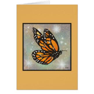 """""""De Kaart het gloeien van de Vlinder"""""""