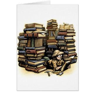 De Kaart van de Archeoloog van het boek