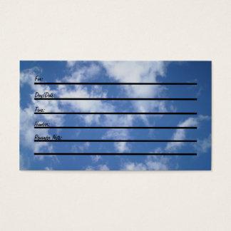De Kaart van de benoeming (hemel)