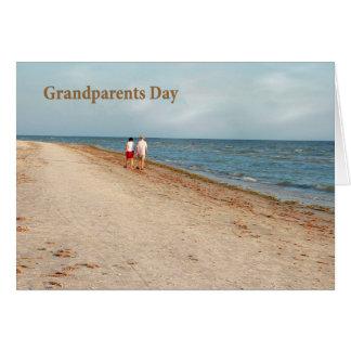 De Kaart van de Dag van grootouders,