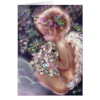 De Kaart van de Engel van de Tuin van de hemel