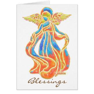 De Kaart van de Engel van zegen
