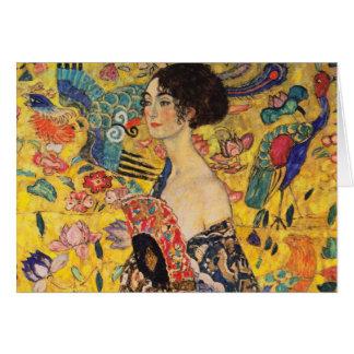 De Kaart van de Groeten van Gustav Klimt