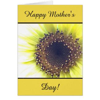 De Kaart van de Groeten van het moederdag
