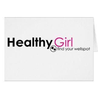 De Kaart van de Nota van HealthyGirl