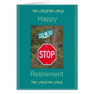 De Kaart van de pensionering