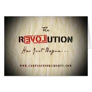 De Kaart van de revolutie