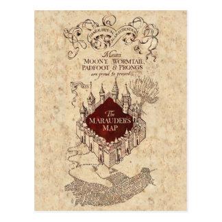 De Kaart van de stroper Briefkaart