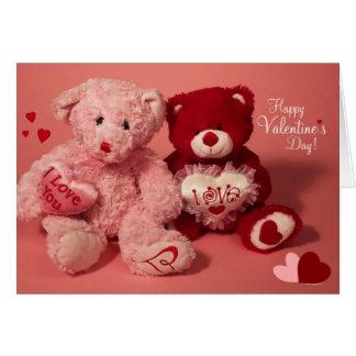 De Kaart van de Valentijnsdag