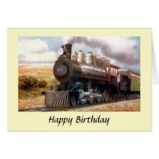 """De Kaart van de verjaardag - de """"Vlieger Katy """""""