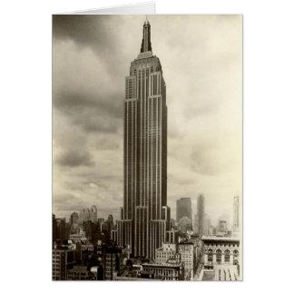 De Kaart van de verjaardag, Empire State Building