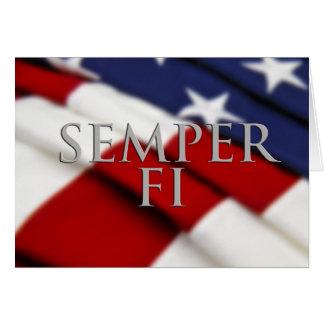 De Kaart van FI van Semper