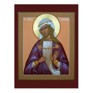 De Kaart van het Gebed van heilige Aurelia