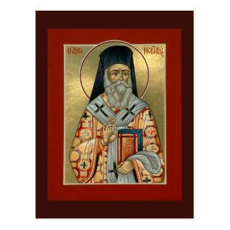 De Kaart van het Gebed van heilige Nektarios