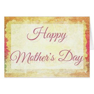 De Kaart van het moederdag