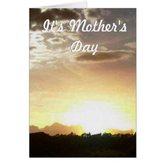 De Kaart van het moederdag - verdien 1