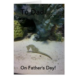 De Kaart van het vaderdag
