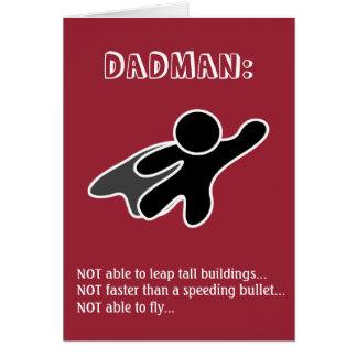 De Kaart van het Vaderdag van Dadman