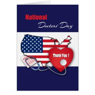 De Kaarten van de Dag van de patriottische Artsen