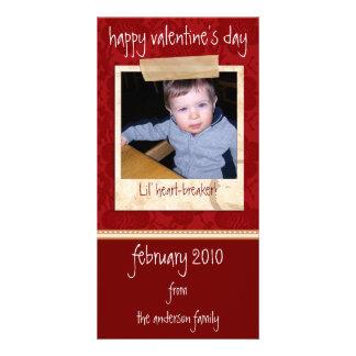 De Kaarten van de Foto van Valentijn Foto Kaart
