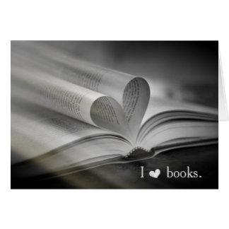 De Kaarten van de Nota van de Liefde van het boek