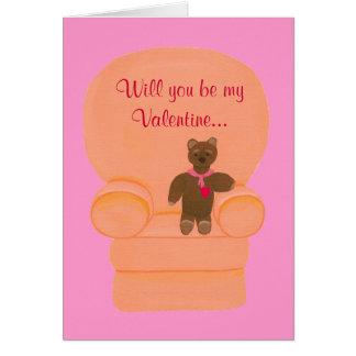 De Kaarten van het Aanzoek van de Valentijnskaart