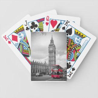 De Kaarten van Londen Engeland