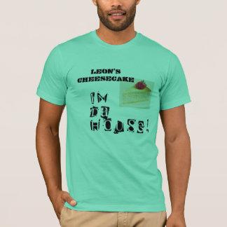 De kaastaart van Leon T Shirt