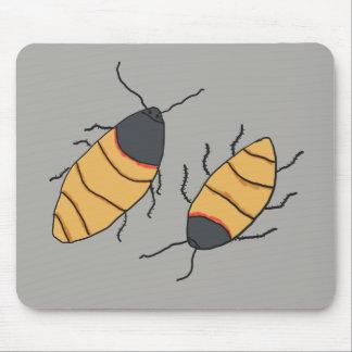 De Kakkerlakken van het gesis Muismat