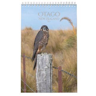 De Kalender 2018 van Otago