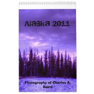 De Kalender van Alaska 2011