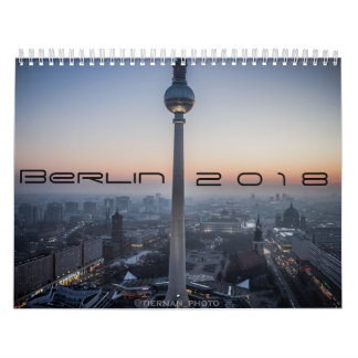 De Kalender van Berlijn 2018