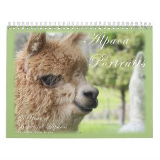 De Kalender van de alpaca