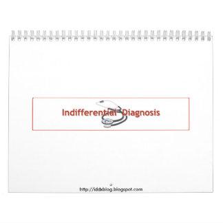De Kalender van de Diagnose 2010 van