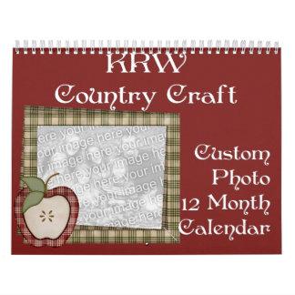 De Kalender van de Foto 2011 van de Douane van de