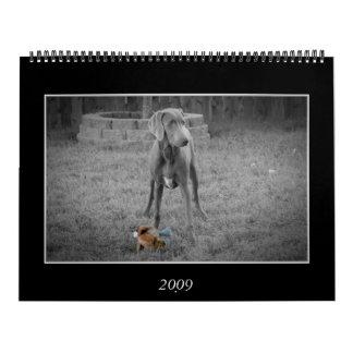De Kalender van de hond