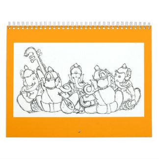 De Kalender van Ganesha