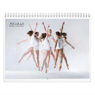 De Kalender van januari-Dec 2010 van het Bedrijf