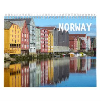 De Kalender van Noorwegen 2018