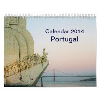 De Kalender van Portugal 2014
