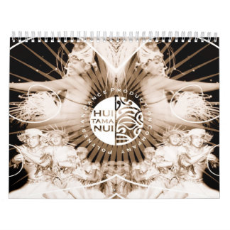 De Kalender van Tama Nui van Hui