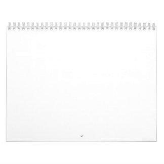 """De Kalender van twee Pagina, Norm, 11 """" x17 """""""