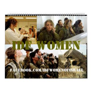 De Kalender van Vrouwen IDF