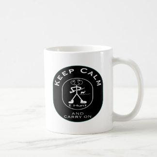 De kalme Jager van Herten Koffiemok