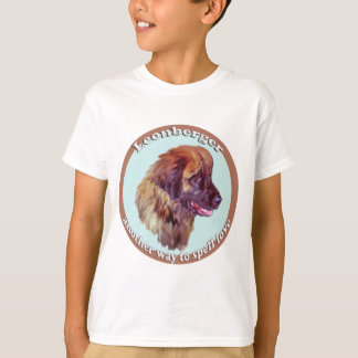De Kalverliefde van Leonberger T Shirt