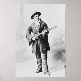 De Kanarie c.1895 van Martha Poster