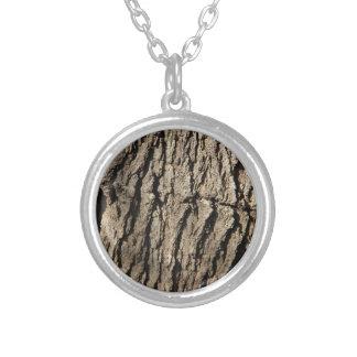 De Kant van de boom Zilver Vergulden Ketting