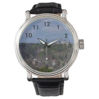 De Kant van de Heuvel van eureka Horloge